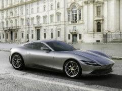 All-New Ferrari Roma Revealed