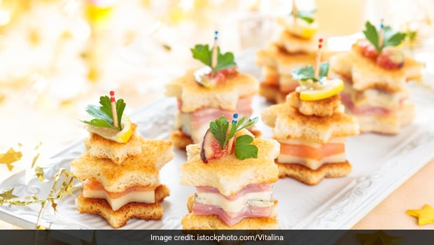Quick Recipe For Kids: This Star-Shaped Canape Is A Perfect Combo Of Taste And Health
