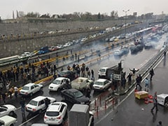 Iran Protests Against Fuel Price Hike Leaves Over 100 Dead: Amnesty