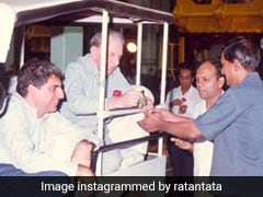 JRD Tata Was Like My Father, Brother, Greatest Mentor: Ratan Tata