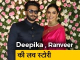 Video : Deepika Padukone और Ranveer Singh की पहली Marriage Anniversary