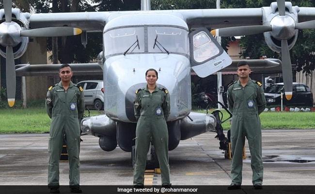 कौन हैं लेफ्टिनेंट शिवांगी जो बनेंगी भारतीय नौसेना की पहली महिला पायलट