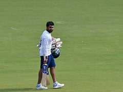 India vs Bangladesh: Rohit Sharma, Cheteshwar Pujara Train With Pink Ball Under The Lights In Indore