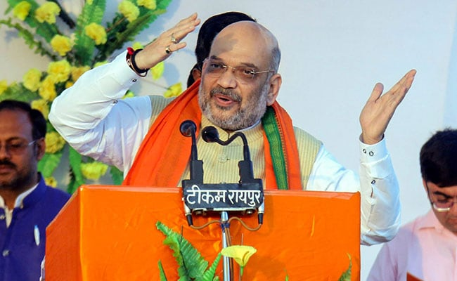 'Fitting Reply To Parties Who Rely On Malicious Campaign': Amit Shah On Rafale Verdict