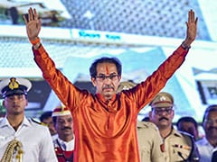 Uddhav Thackeray Takes Charge, Fight For Ministries Next