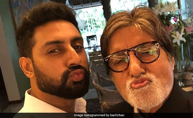 Amitabh Bachchan Shares An Old Note Young Abhishek Wrote For Him. It's Really Cute