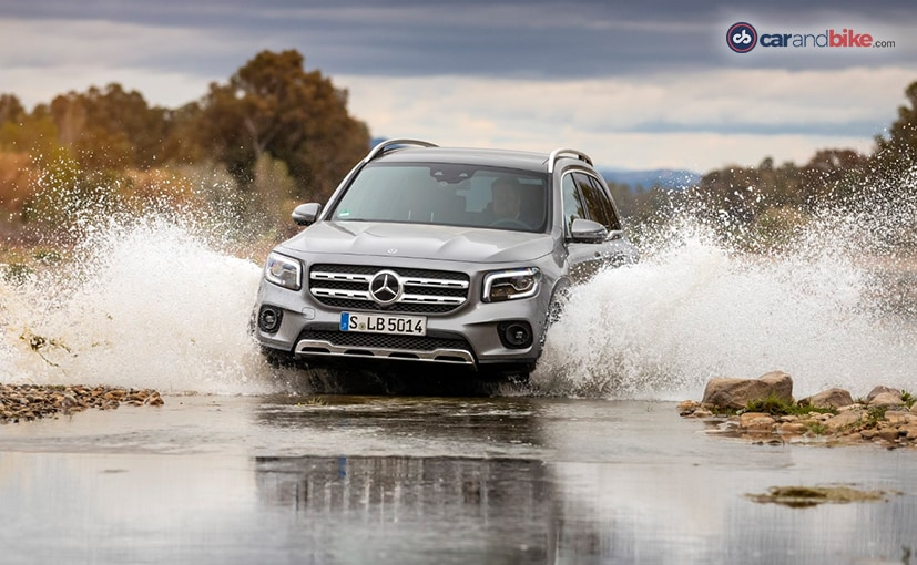 Exclusive: Mercedes-Benz GLB First Drive Review