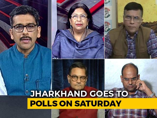Video : Jharkhand Elections: Prestige Battle On All Sides