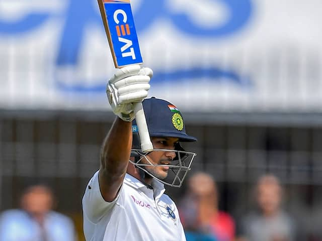 India vs Bangladesh: Mayank Agarwal Scores 2nd Double Century To Extend Indias Dominance