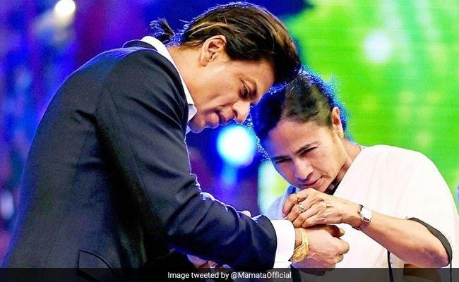 शाहरुख खान के जन्मदिन पर ममता बनर्जी ने किया ट्वीट, लिखा- मेरे चार्मिंग ब्रदर, हमें गर्व है कि...