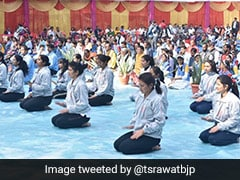 World's First Muslim Yoga Camp Begins In Uttarakhand's Kotdwar