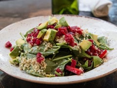 High-Protein Diet: This Healthy Salad With Winter Greens Is Ideal For Weight Loss