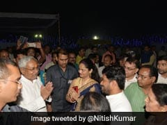 As Nitish Kumar Celebrates Chhath, Quiet Prevails At Lalu Yadav's Home