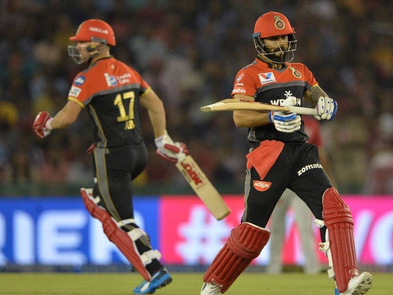 IPL 2020: Royal Challengers Bangalore Retain Two Foreigners, Release 11 Players