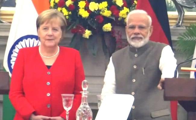 भारत-जर्मनी के बीच 11 समझौतों पर दस्तखत, PM मोदी ने कहा- हमारे बीच विश्वास और मित्रतापूर्ण संबंध
