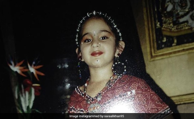 Sara Ali Khan Has Been 'Waiting For Her Shot Since 2000.' See Pics