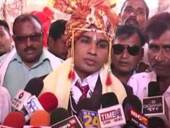 Dalit Groom Allegedly Stopped From Entering Temple In Madhya Pradesh