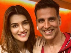 <I>Bachchan Pandey</I>: Kriti Sanon To Co-Star With Akshay Kumar In The Film