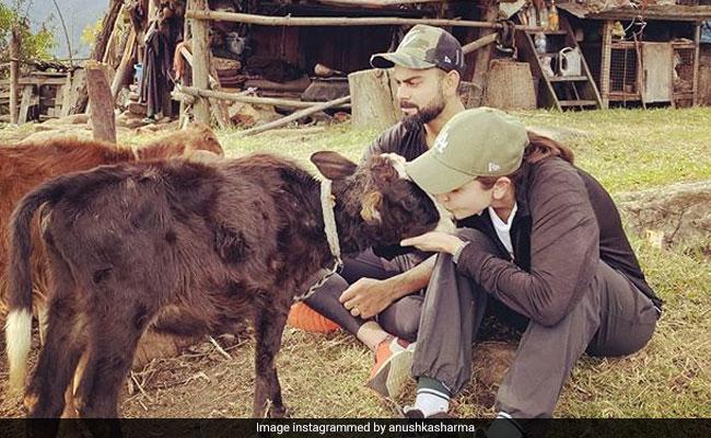 Anushka Sharma's 'Love Recognises Love' Post From Bhutan Vacation With Virat Kohli Is Super Cute