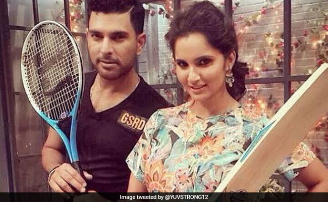 Yuvraj Singh ने सानिया मिर्जा से कहा- 'हाय हाय मिर्ची...' टेनिस स्टार ने दिया ऐसा जवाब
