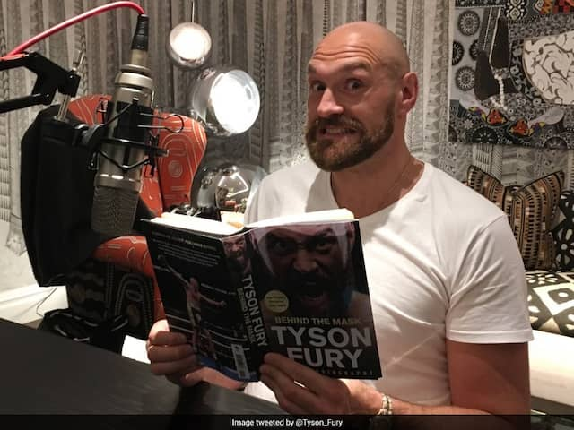 Tyson Fury eyes future bout with Brock Lesnar