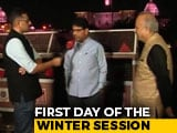 Video : First Day Of Winter Session, MPs Ask: Where Is Farooq Abdullah?