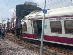 """Human Error"" Suspected In Hyderabad Train Collision, Case Registered"