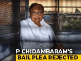 Video : Delhi High Court Denies Bail To P Chidambaram In INX Media Case