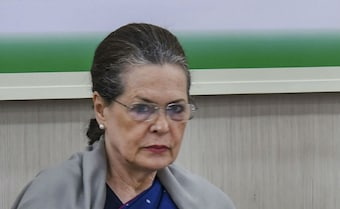 Downgraded From SPG Cover, Sonia Gandhi Gets This 10-Year-Old SUV