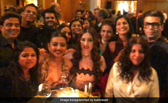 International Emmy Awards 2019: How Radhika Apte, Karan Johar, Zoya Akhtar And Kubbra Sait Are Gearing Up For The 'Final Call'