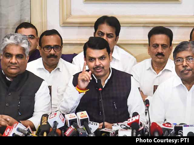 Video : Now In Opposition, What Devendra Fadnavis Expects From Thackeray <i>Sarkar</i>