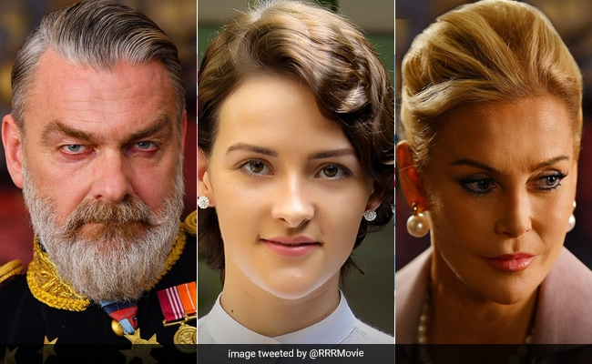 Rajamouli's RRR: Thor Actor Ray Stevenson, Olivia Morris, Alison Doody Join The Cast