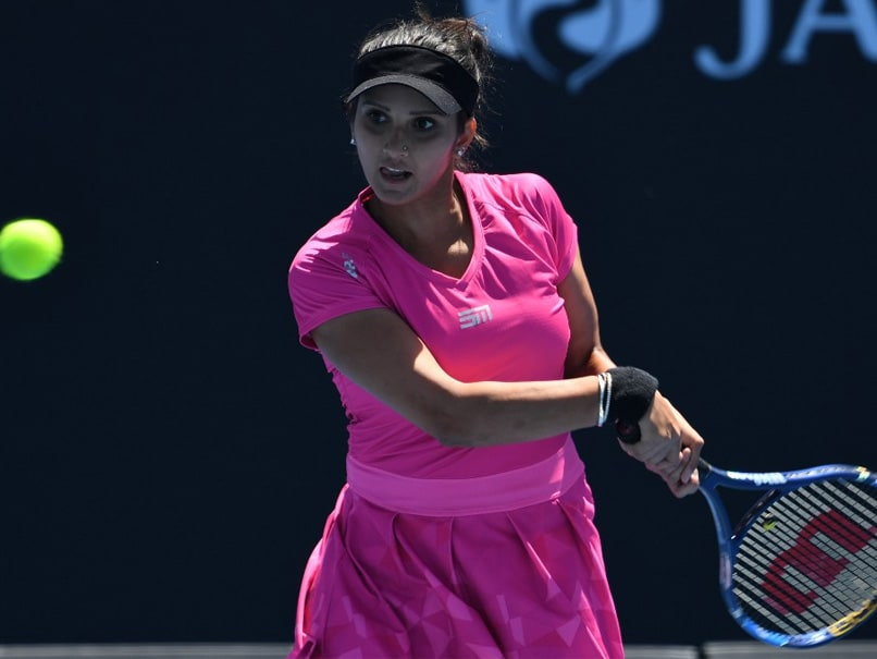 Sania Mirza Set For Tennis Comeback In Hobart