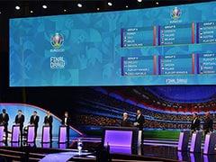 Euro 2020: Portugal, France, Germany Drawn Together, England Get Croatia