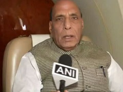 Rajnath Singh Condoles Death Of 17 Soldiers In Chhattisgarh Maoist Attack