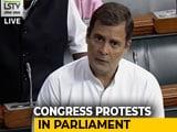 "Video : ""Murder Of Democracy"": In Parliament, Rahul Gandhi On Maharashtra Drama"