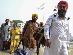 1,100 Sikhs From India In Pak For Guru Nanak Birth Anniversary: Report