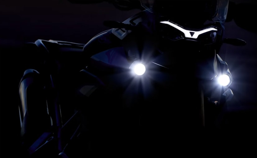 Triumph Motorcycles has teased the upcoming 2020 Triumph Tiger 900
