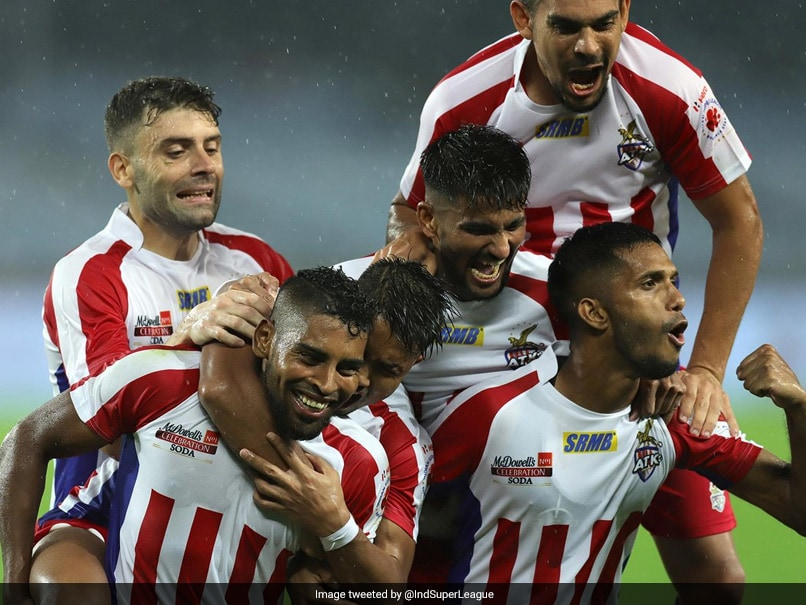 ISL: ATK Hand Jamshedpur FC First Defeat Of The Season