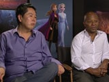 Video : Spotlight: Meet The Makers Of Disney's <i>Frozen 2</i>