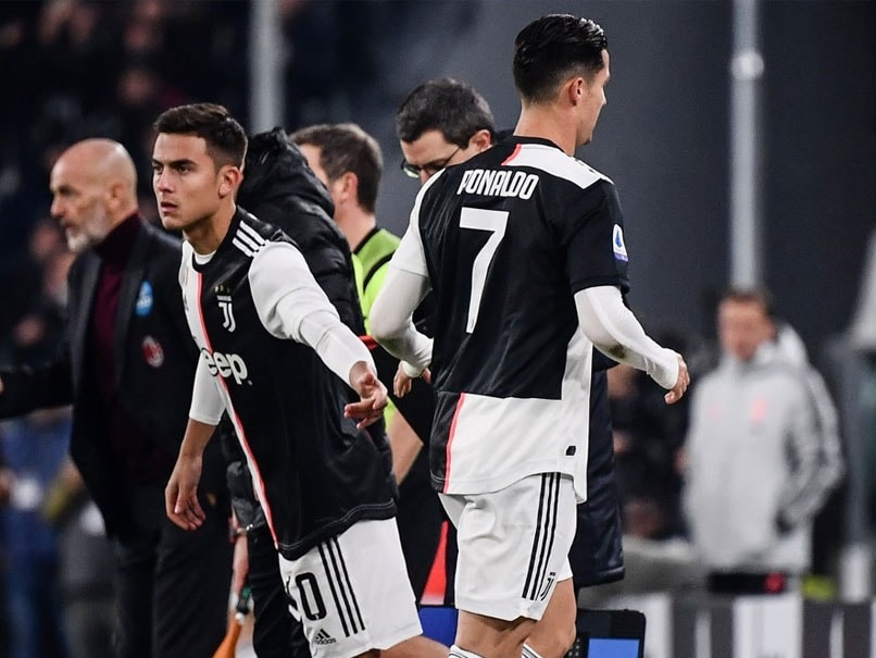 Cristiano Ronaldo Leaves Stadium Before Final Whistle After Being Substituted