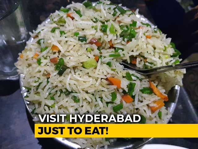 Video : Hyderabad Gets Pride Of Place In UNESCO List For Its Love Of Food