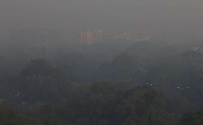 Actions Taken By Us To Fight Pollution 'Deficient': Delhi To Green Court