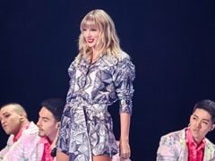 Taylor Swift Says Former Label May Bar Her AMA Performance