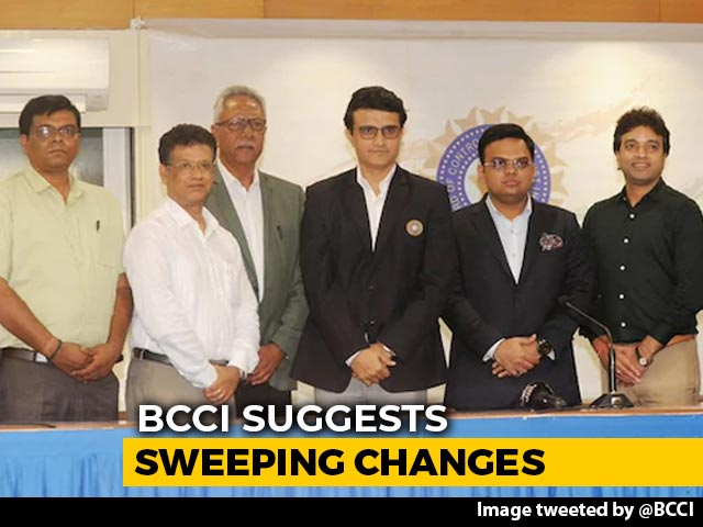 BCCI May Push For Longer Terms For Sourav Ganguly And His Team