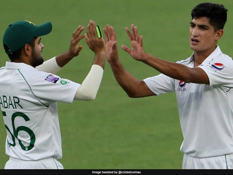 Waqar Younis Excited By Pakistans Teenage Pacers