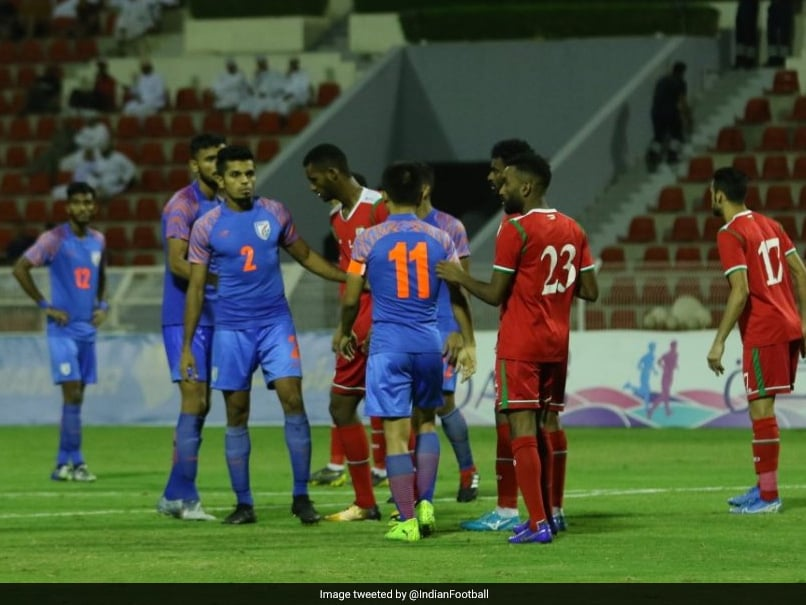 FIFA World Cup Qualifiers: Indian Football Team Loses To Oman, Virtually Out Of Contention For World Cup Berth