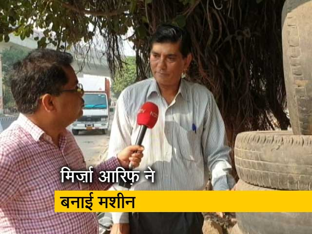 Videos : रवीश कुमार का प्राइम टाइम: कारों के टायर से भी होता है प्रदूषण