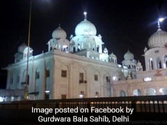 "Construction Of 550-Bed ""Bala Sahib"" Charitable Hospital Begins In Delhi"