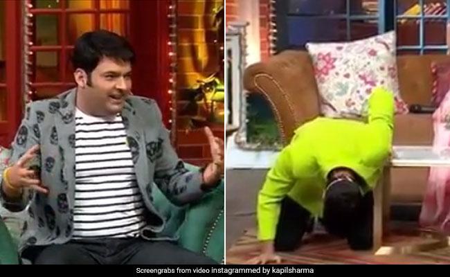 कपिल शर्मा ने अपने को-स्टार का यूं उड़ाया मजाक, हंस-हंसकर नीचे गिर पड़े रितेश देशमुख- देखें Video